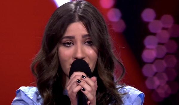 The Voice of Holland Hanin