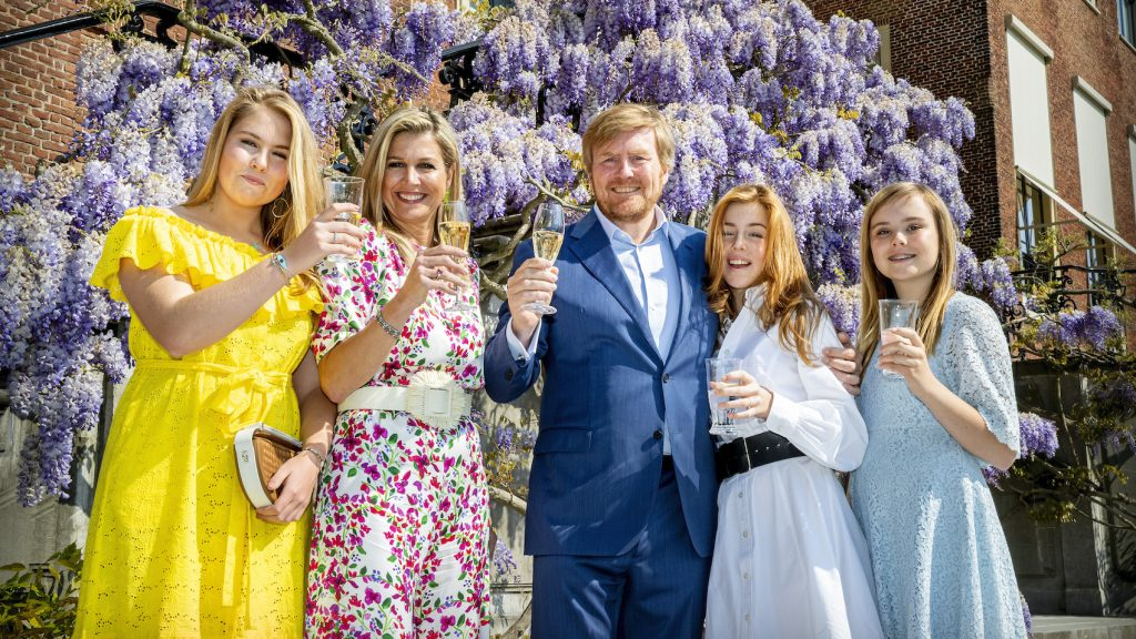 Willem-Alexander en gezin vieren Koningsdag 2021 in Eindhoven: 'Maastricht kreeg het niet rond'