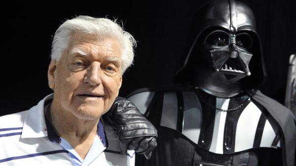 Dart Vader-acteur David Charles Prowse op 85-jarige leeftijd overleden