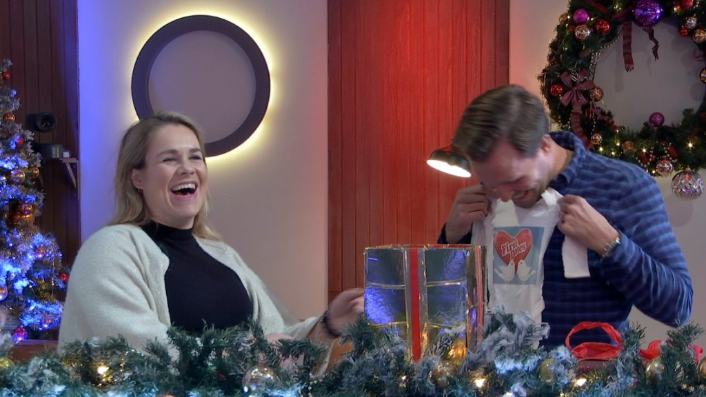 Kerstspecial first dates