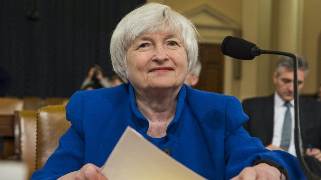Verenigde Staten krijgen eerste vrouw als minister van Financiën