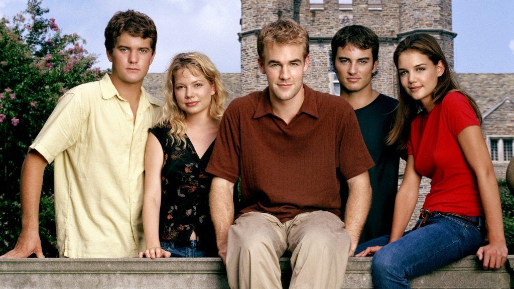 Dawson's Creek op Netflix 2021