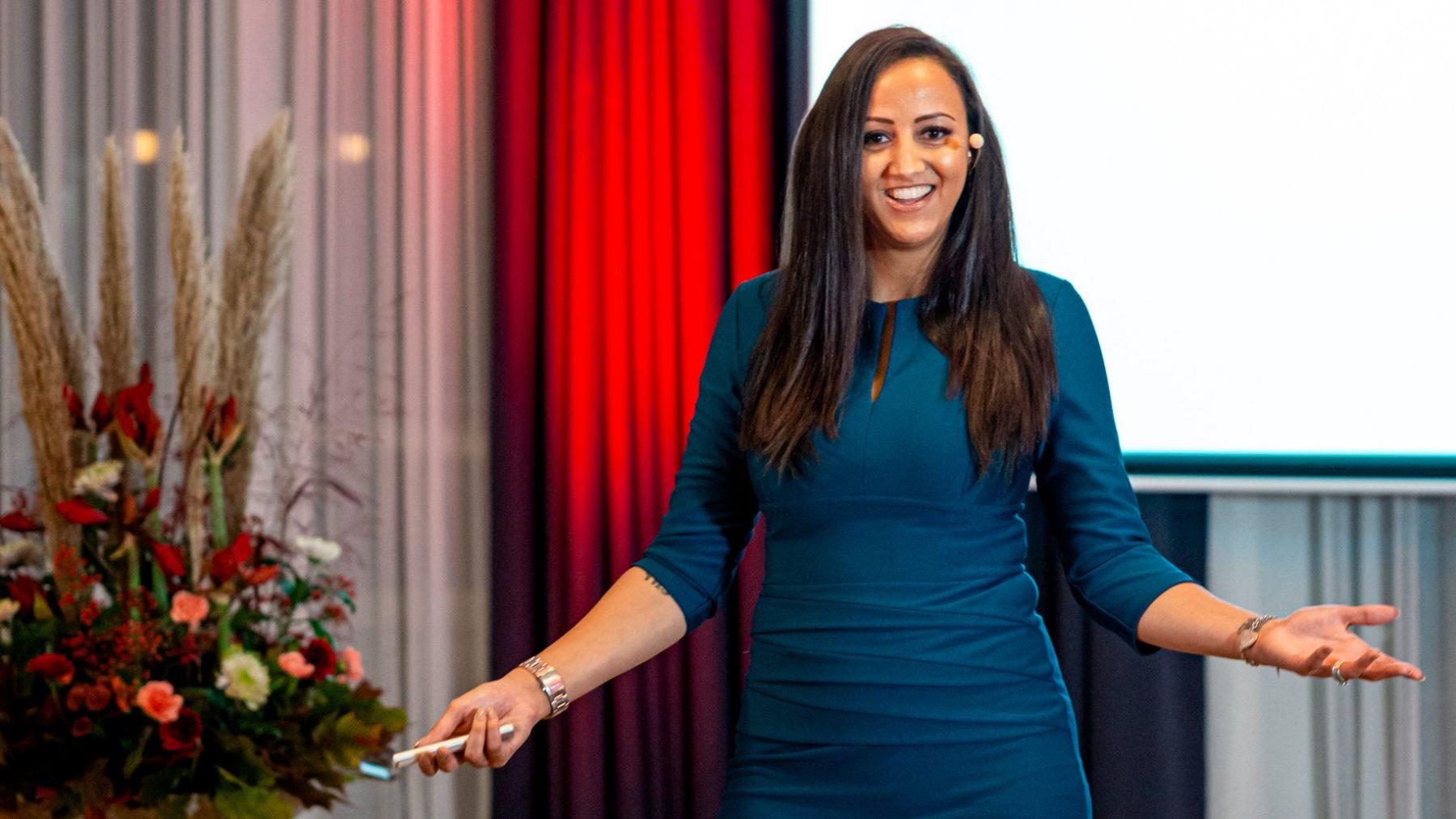 Nadya (34) heeft een bipolaire stoornis