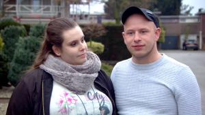 Desteney raakt ongepland zwanger in een onstabiele relatie