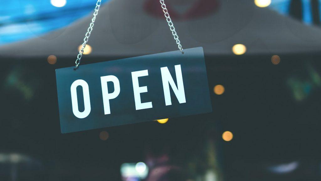 Horeca open