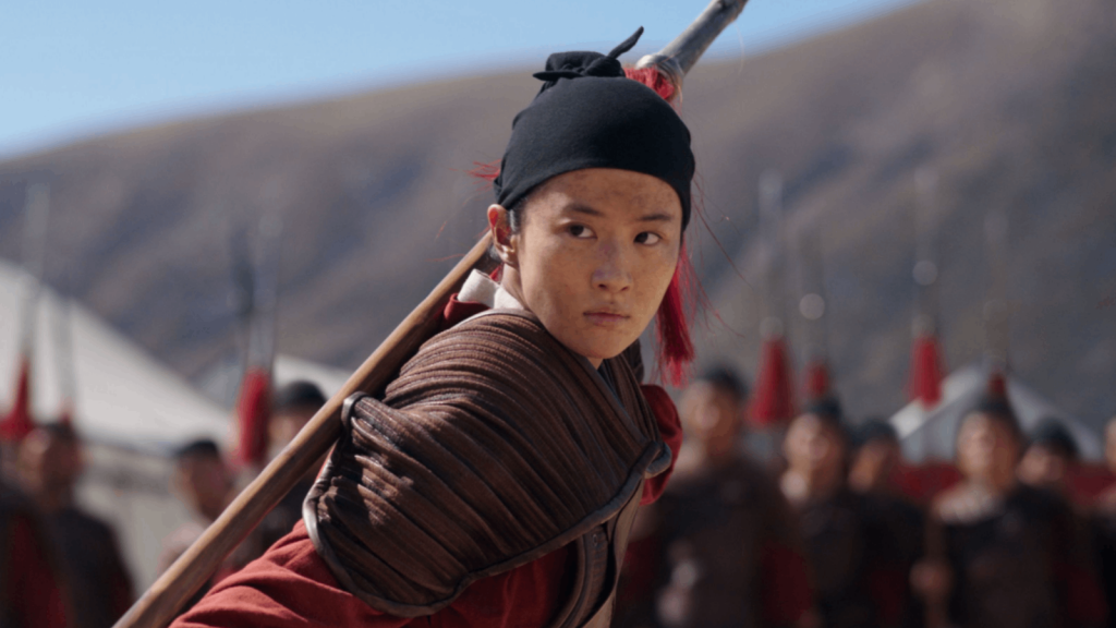 Mulan - live-action film