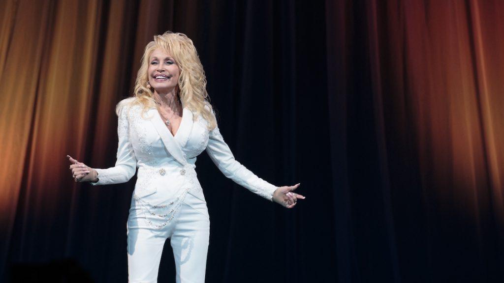 Huwelijk Dolly Parton