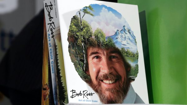 Bob Ross, Art of the Chill Game