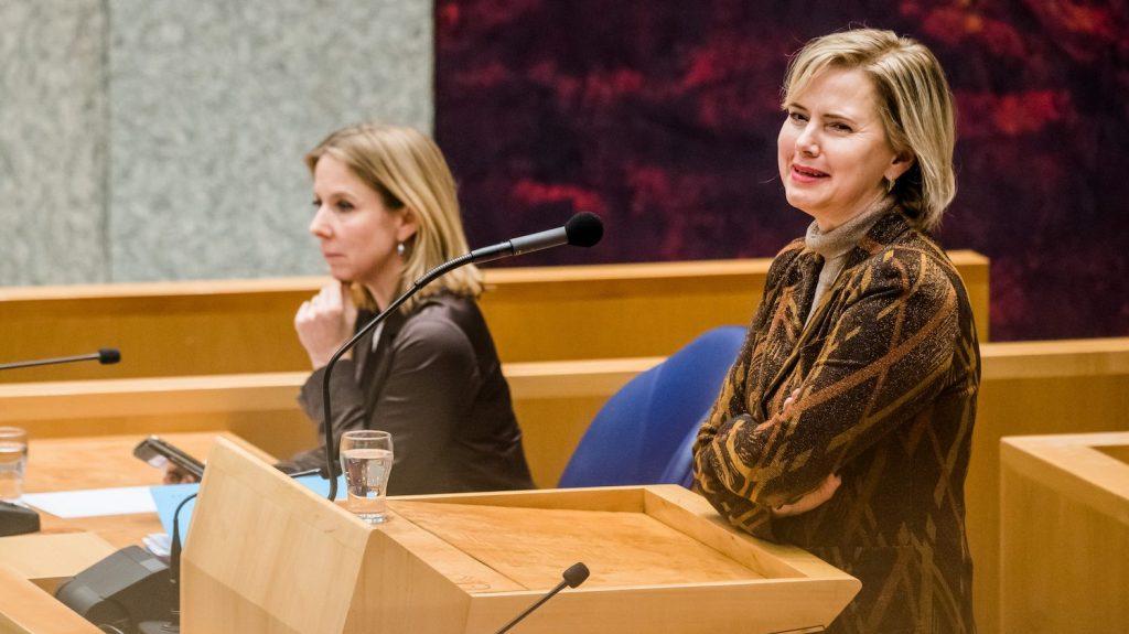 meer vrouwen tweede kamer verkiezingen lijsten vvd d66
