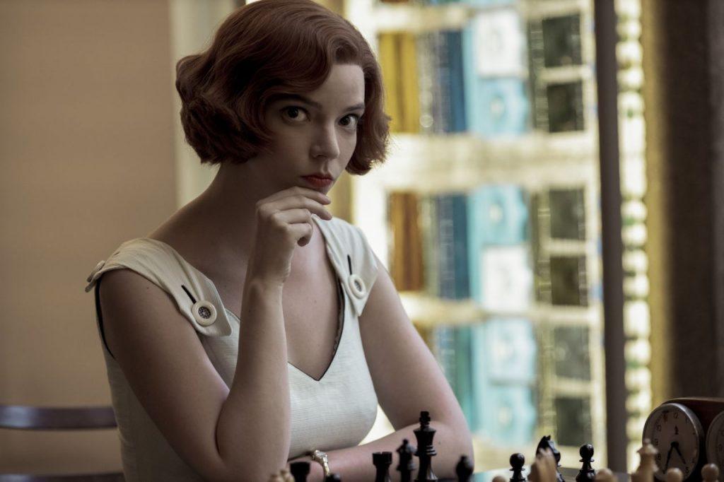 Hoofdrolspeler Anya Taylor-Joy vond einde 'The Queen's Gambit' vreselijk