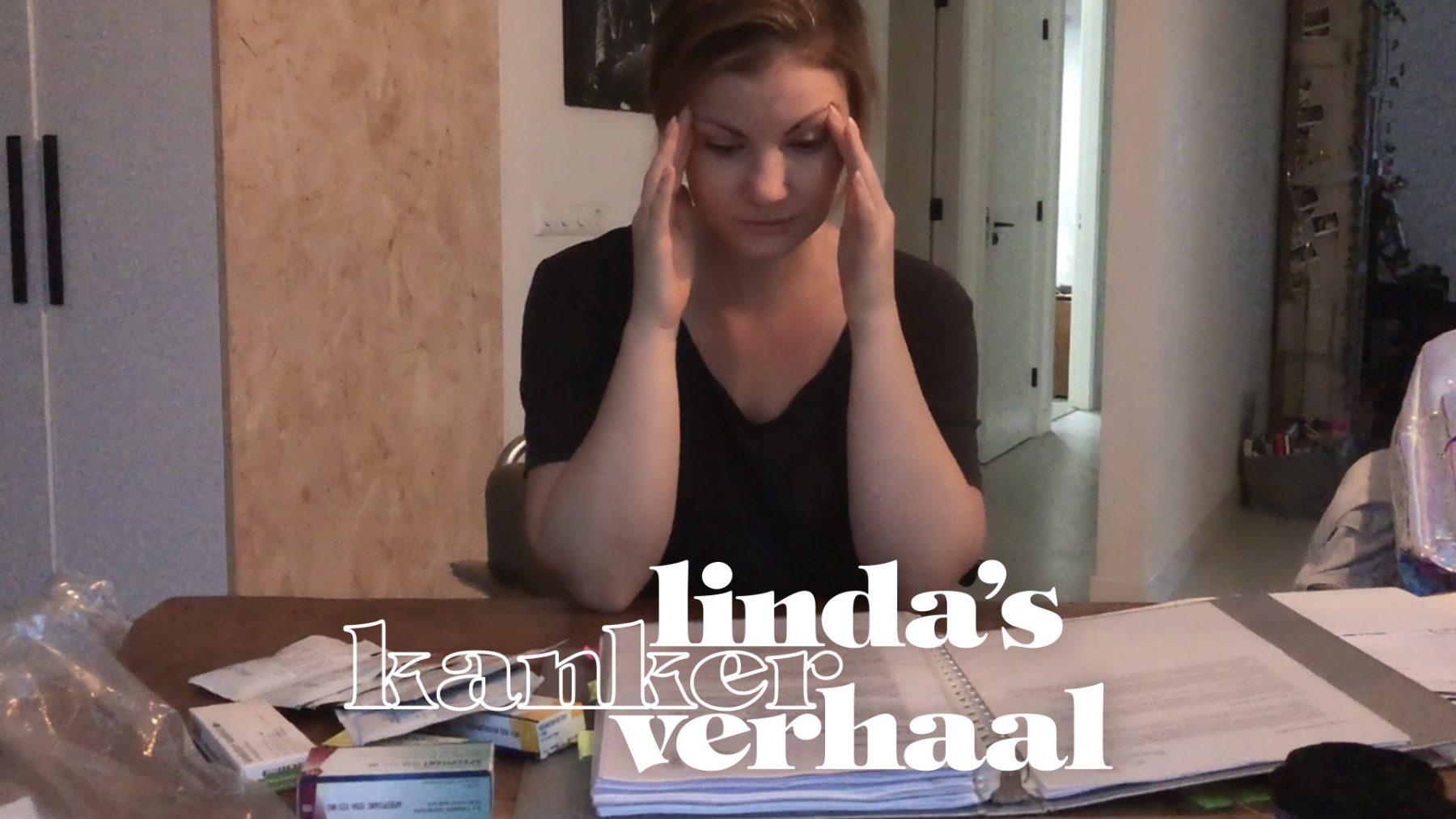 In deze vlog bereidt Linda Hakeboom zich voor op eerste chemo: 'Het is gewoon eng'