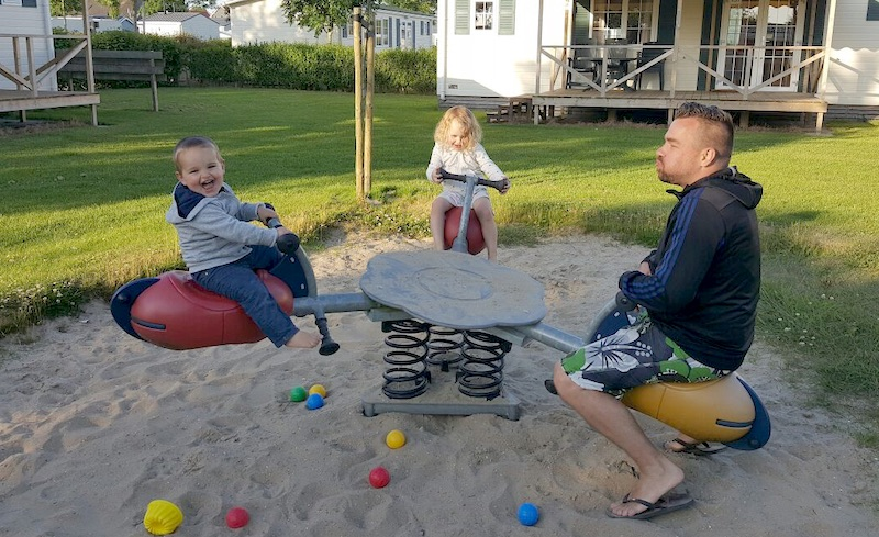 Mike Lily en Willem - Willems kinderen overleden