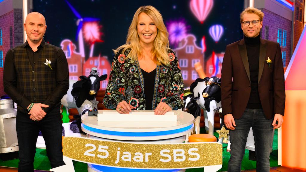 SBS6 sluit jaar af met speciale uitzending 'Ik hou van Holland'