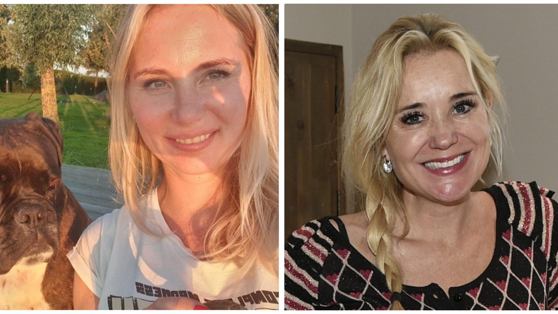 Deze vrouwen lijken als twee druppels water op een Bekende Nederlander