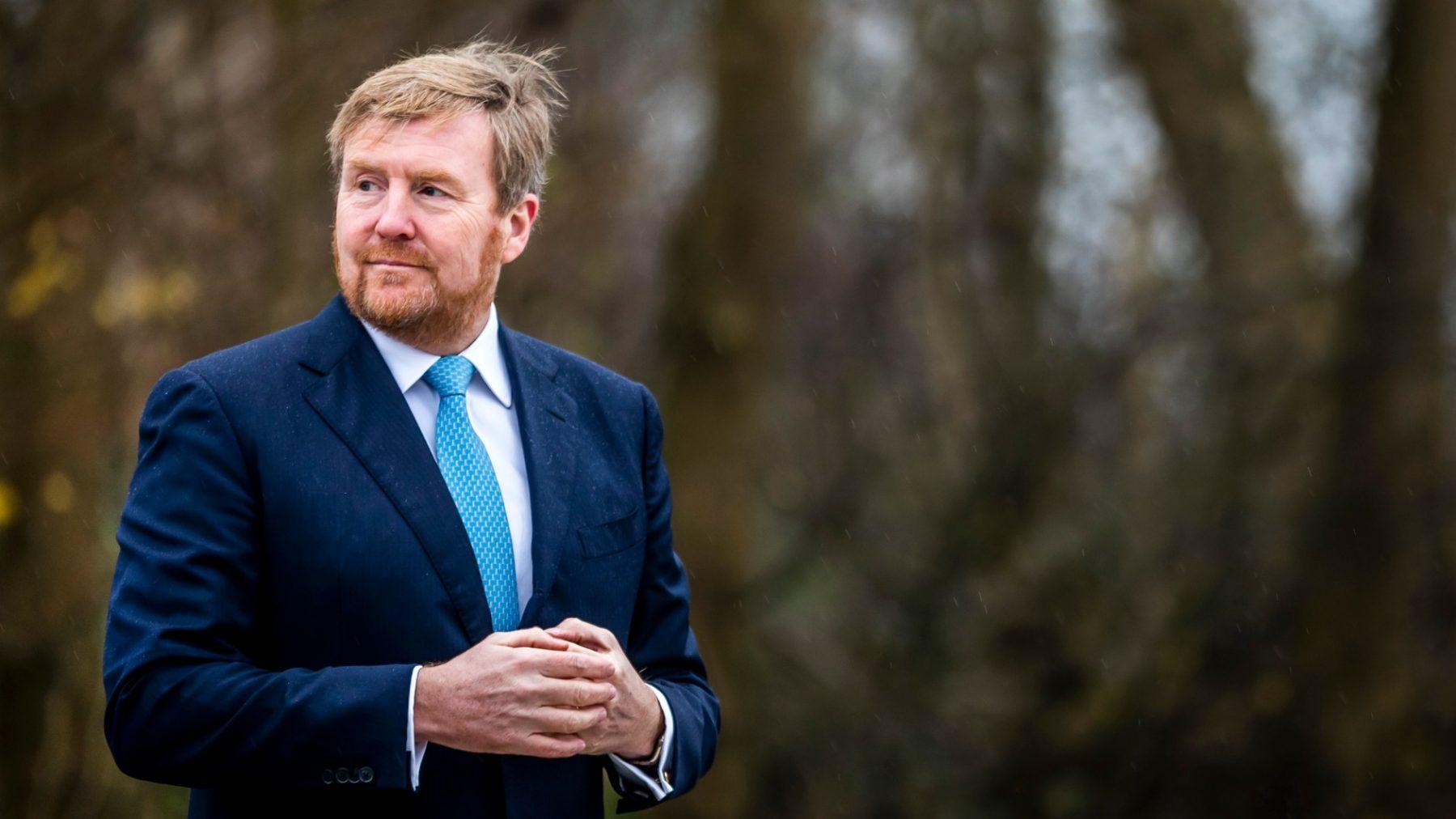 Vertrouwen in koning Willem-Alexander daalde van 76 naar 47 procent