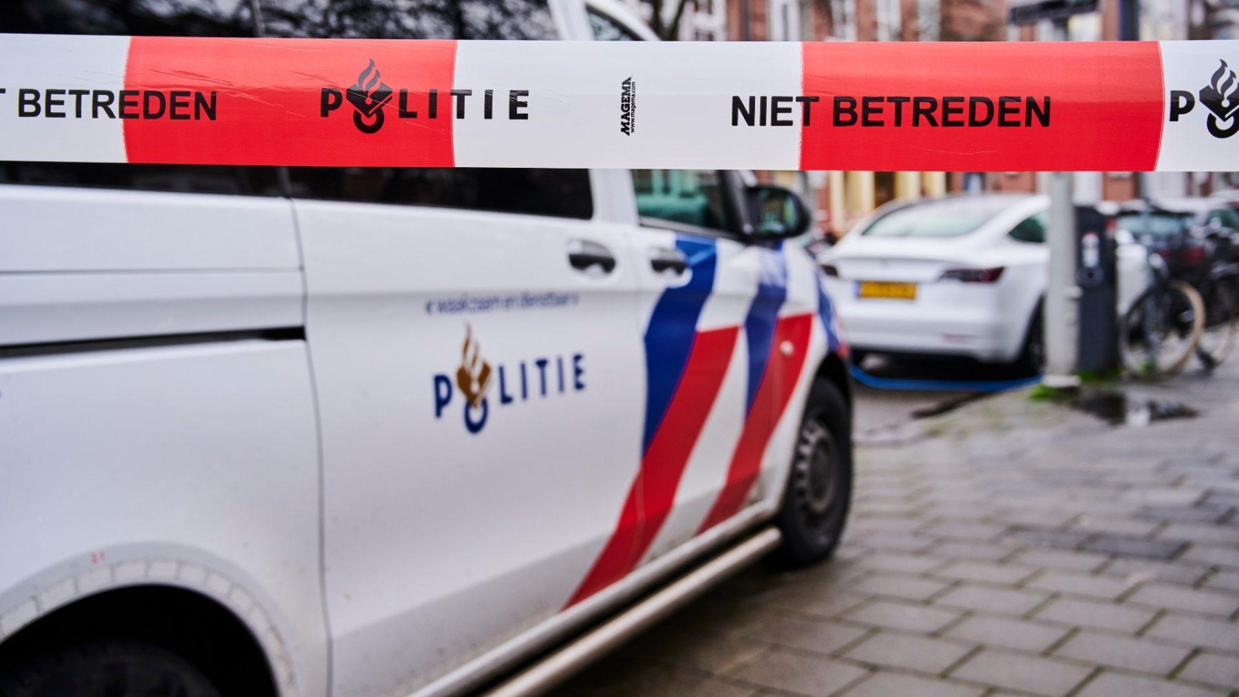 Man schiet met gaspistool in Amsterdams winkelcentrum