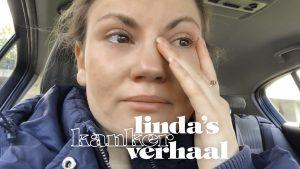 Bekijk hier de nieuwe kankervlog van Linda Hakeboom: 'Het was niet goed, ik kan het niet mooier maken'