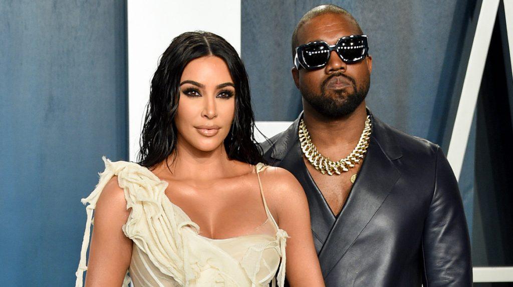 'Kim Kardashian en Kanye West gaan scheiden'