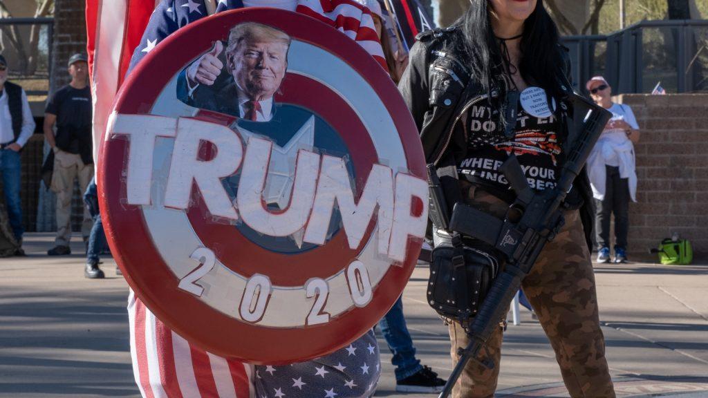 Hollywoodsterren kritisch over ingrijpen Trump bij bestorming Capitool