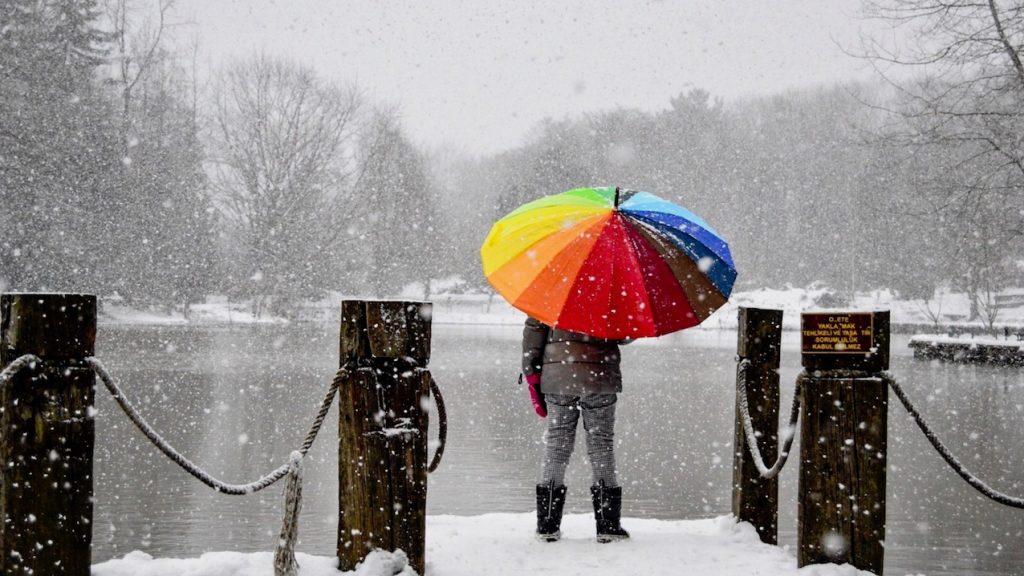 Van ramp- naar sneeuwtoerisme_ wederom drukte in Zuid-Limburgse Vaals