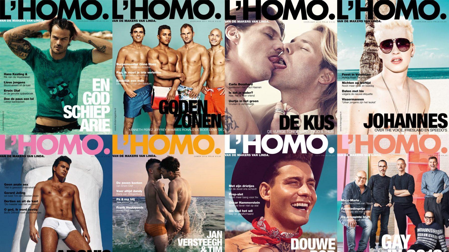 L'HOMO. stopt