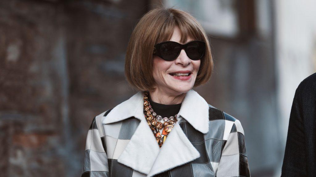 Anna Wintour reageert op 'verkeerde' Vogue-cover van Kamala Harris