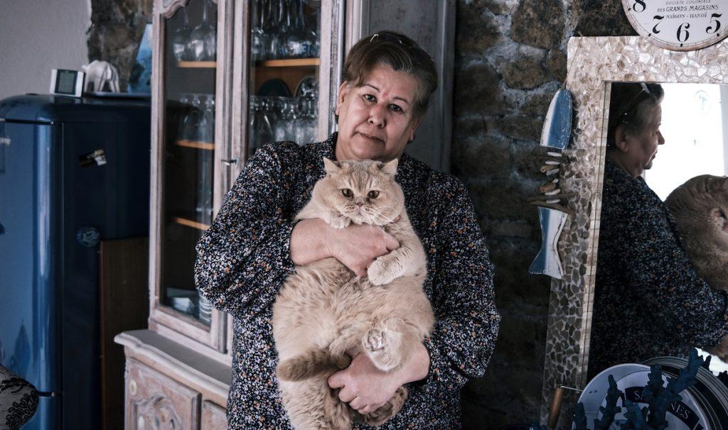 frans vrouw Jeanne (58) probeert al drie jaar lang te bewijzen dat ze niet dood is