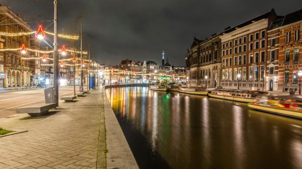 leeg Amsterdam