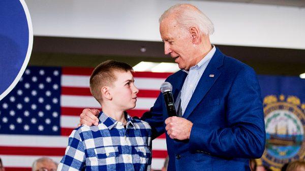 hoe Joe Biden omgaat met stotteren