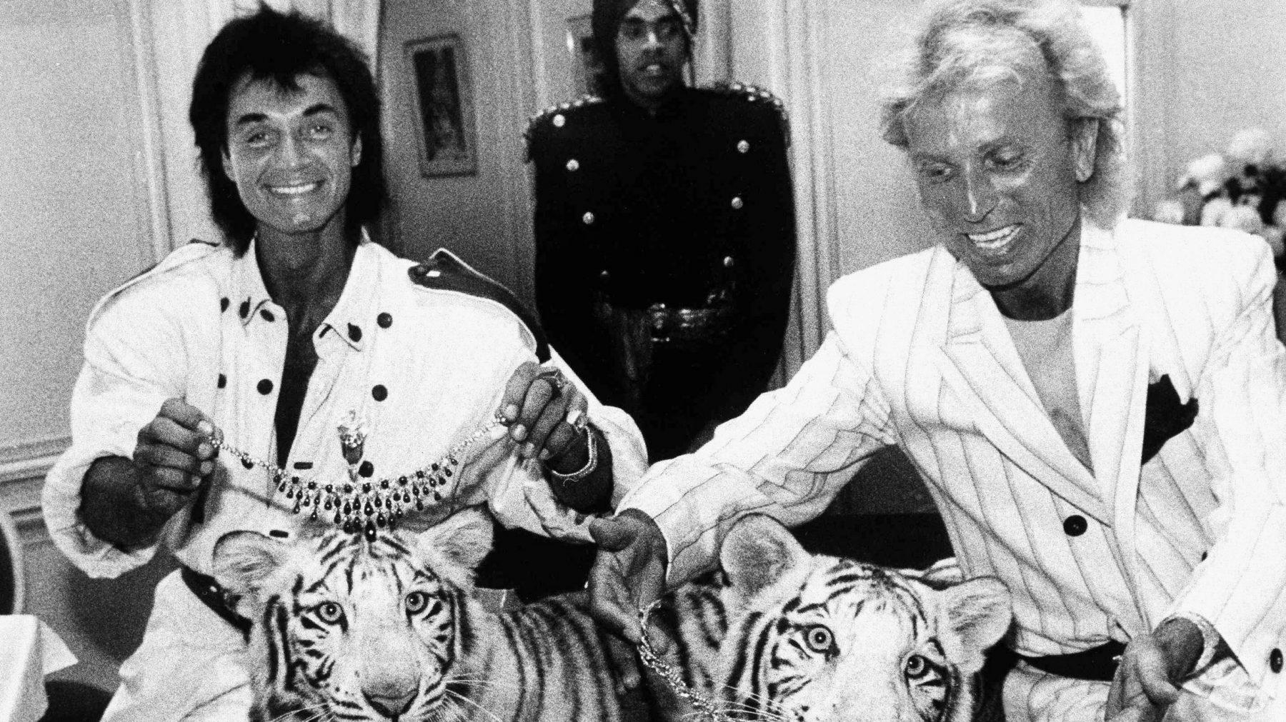 Siegfried Fischbacher, van illusionistenduo Siegfried & Roy, overleden