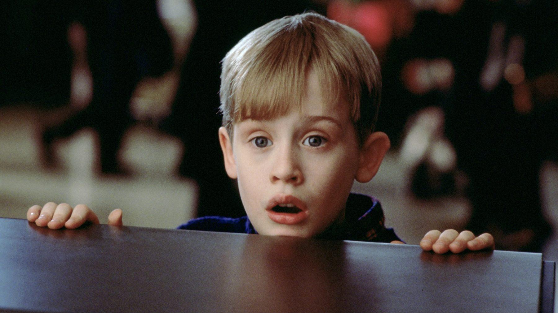Macaulay Culkin voorstander van verwijderen scène Trump Home Alone 2