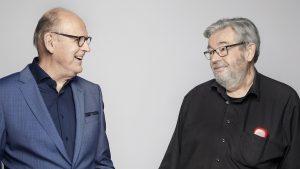 Maarten van Rossem kan succes 'De Slimste Mens' niet verklaren: 'Philip en ik zijn twee oude mannen'