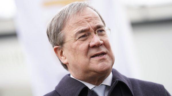 CDU kiest Armin Laschet als opvolger van partijleider Angela Merkel
