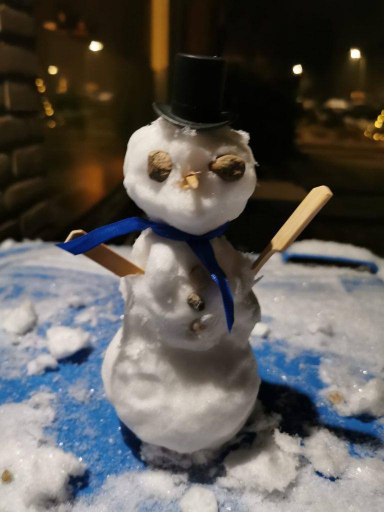 Sneeuwpop Yvette
