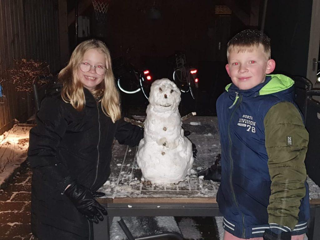 Sneeuwpop Nina