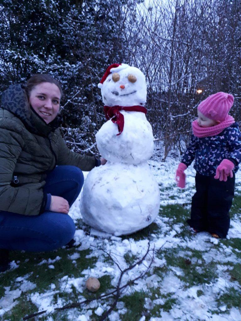 Sneeuwpop Jacintha