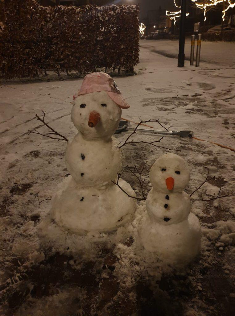 Sneeuwpop marjolein