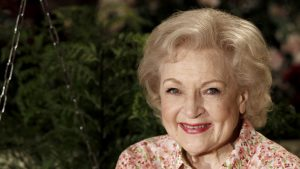 Betty White Golden Girls