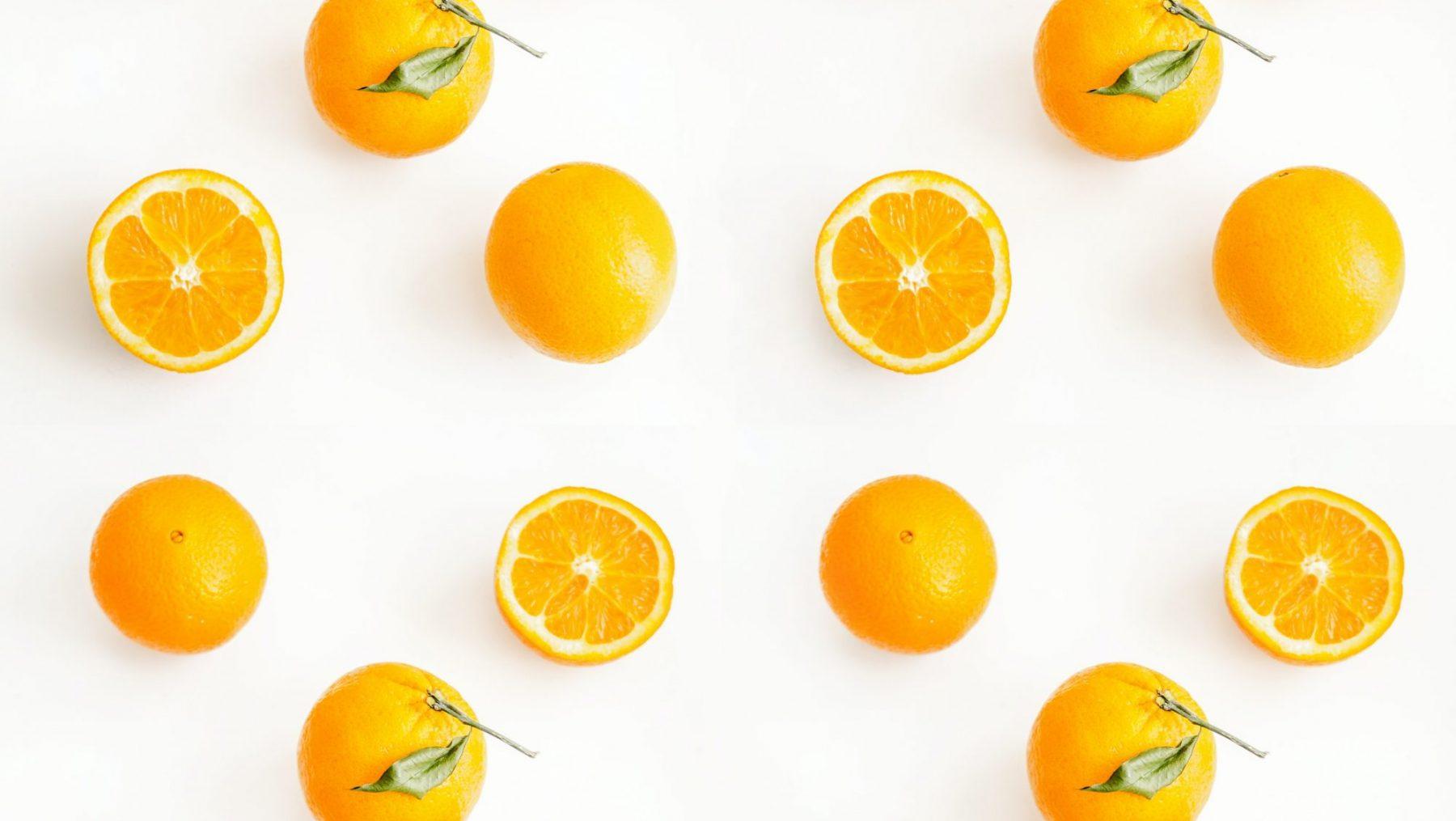 sinaasappel douche julia