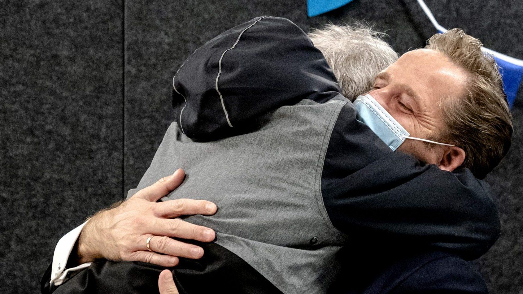 Hugo de Jonge knuffel fred
