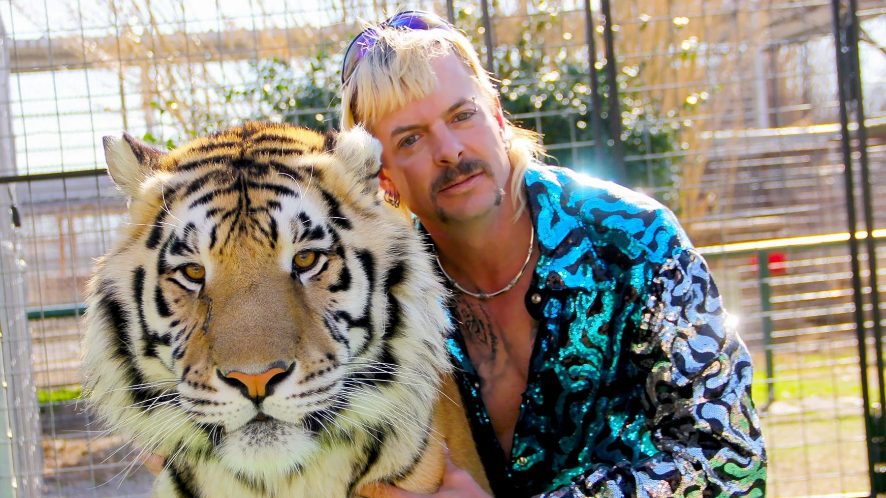 Vrijlating Joe Exotic
