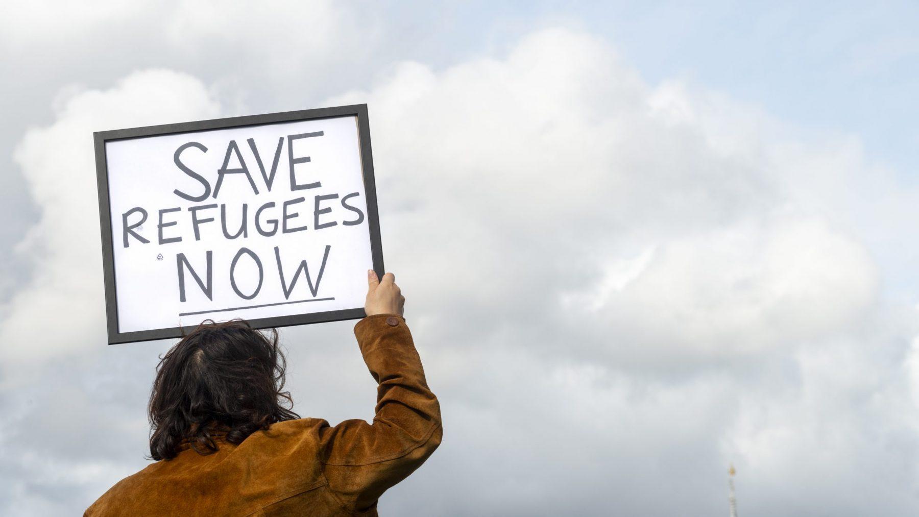Kabinet schiet te kort in zaak-Moria volgens VluchtelingenWerk