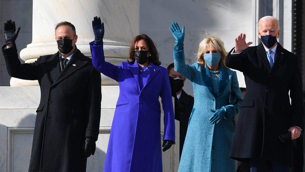 Joe Biden is president en Kamala Harris eerste vrouwelijke, zwarte vicepresident VS
