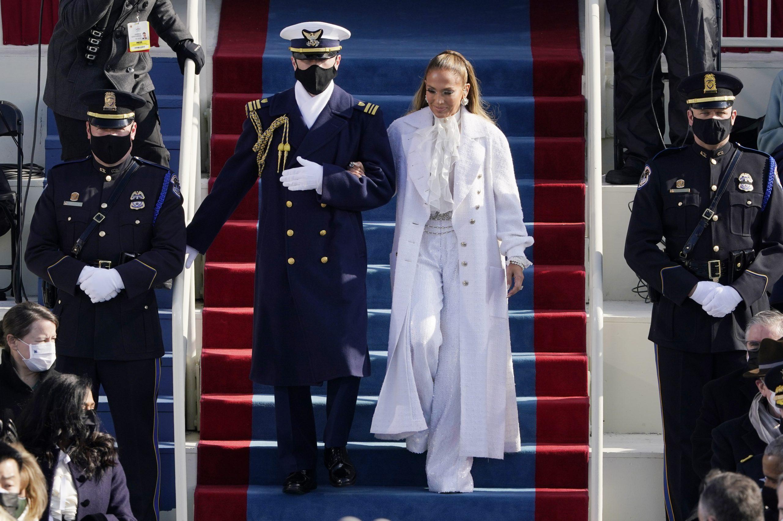 De diepere betekenis achter die prachtige inauguratie-outfits