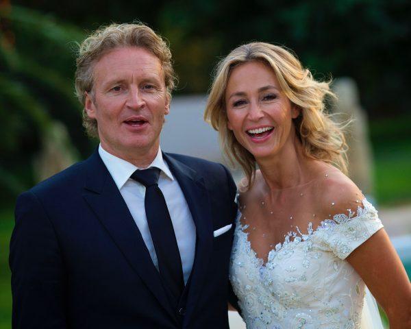 Huwelijk Wendy en Erland op Ibiza