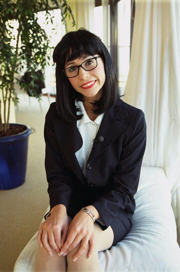 Wendy van Dijk als Ushi-2