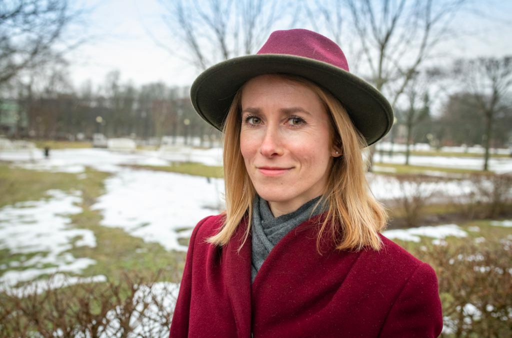 Bijna helft nieuwe regering Estland bestaat uit vrouwen