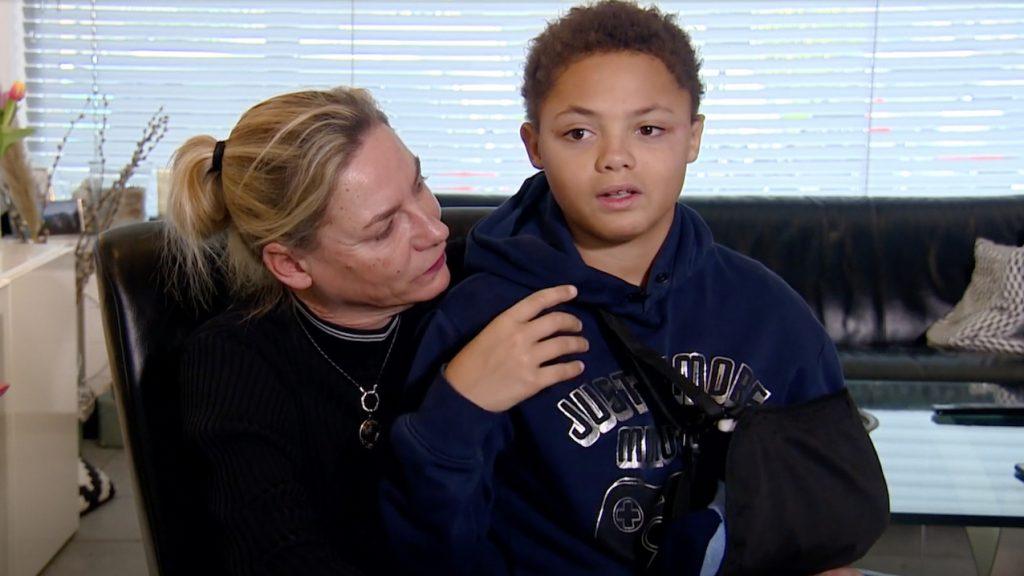 Tristan (11) vond een cobra_ 'Mama niet kijken, mijn hand ligt eraf'