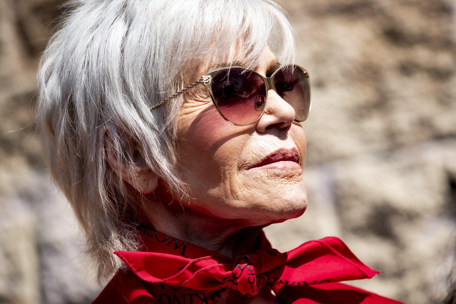 Jane Fonda krijgt Golden Globes-oeuvreprijs