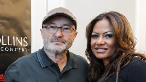 Phil Collins ex Orianne Cevey ANP